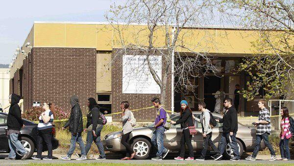 Мужчина открыл стрельбу в христианском колледже Oikos University в Окленде, штат Калифорния