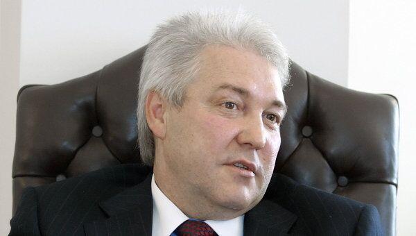 Председатель правления Банка Санкт-Петербург Александр Савельев