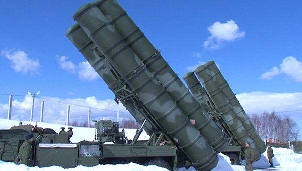 Триумф на защите Москвы: как приводят в боевую готовность ЗРК С-400
