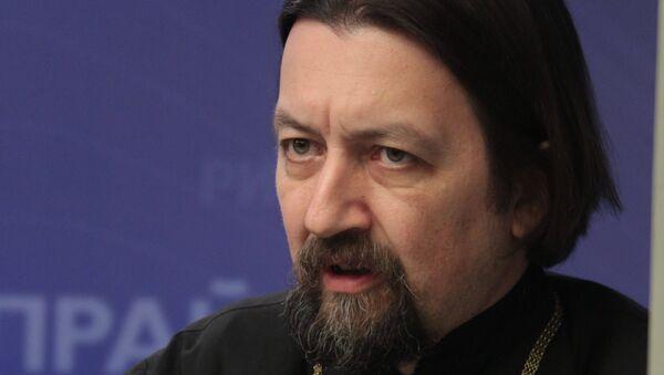 Протоиерей Максим Козлов на онлайн конференции