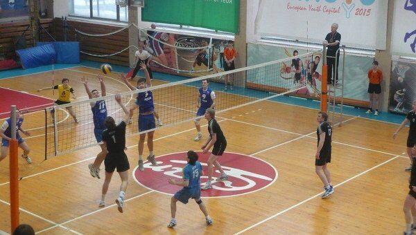 Иваново волейбол студенты спорт