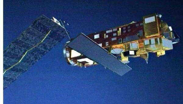 Европейский спутник дистанционного зондирования Земли Envisat