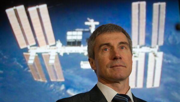 Сергей Крикалев. Архивное фото
