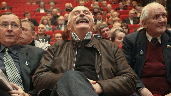 Павел Финн: михалковский съезд - катастрофа для отечественного кино