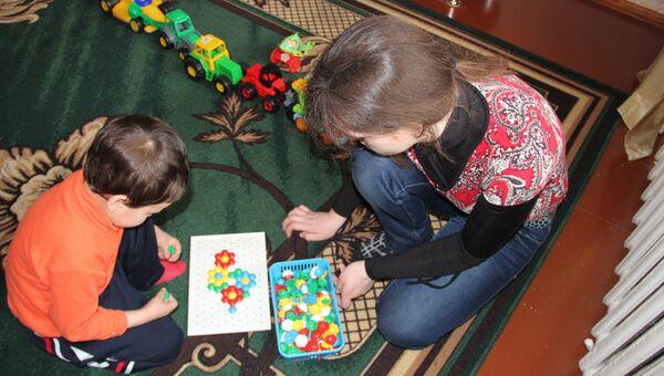 Дети с расстройствами аутистического спектра