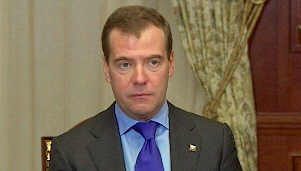 Медведев рассказал о законах, которые сделают политическую жизнь интереснее