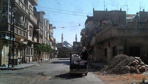 Гражданская война в Сирии, архивное фото