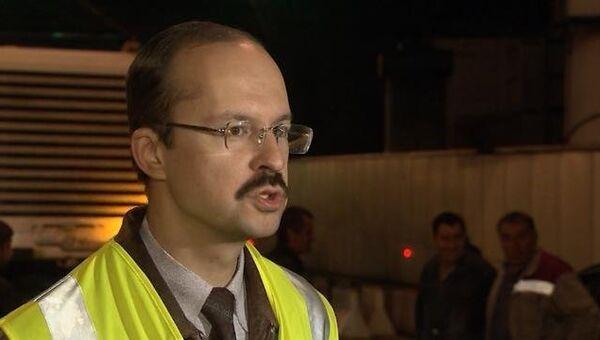 Рабочие рассказали, почему Лефортовский тоннель закрыли на ремонт