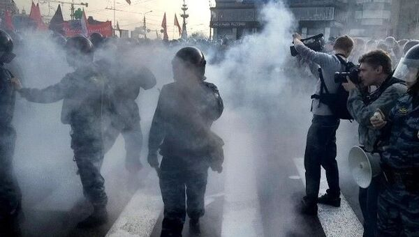 Митинг Москва оппозиция