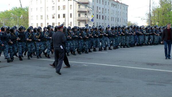 Столкновения на Болотной. Как полиция пресекала провокации