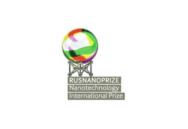 Логотип премии Rusnanoprize