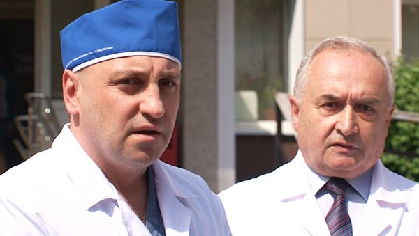 Врачи рассказали о состоянии детей, попавших в ДТП на Ставрополье