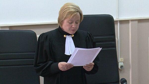 Судья вынесла решение о ликвидации лагеря на Чистых прудах