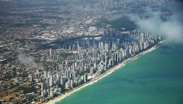 Бразилия. Архивное фото