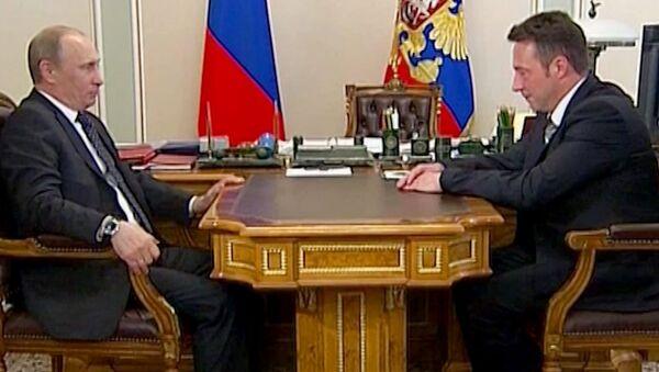 Путин предложил пост полпреда уральцу, обещавшему разогнать митинги оппозиции