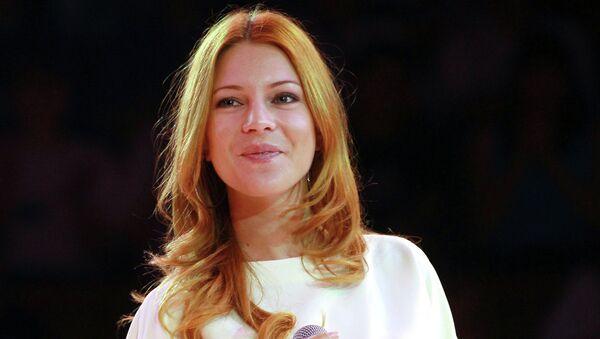 Певица Наталья Подольская. Архивное фото