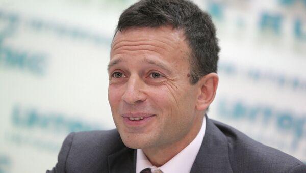 Пресс-конференция на тему: Новый политический проект Василия Якеменко