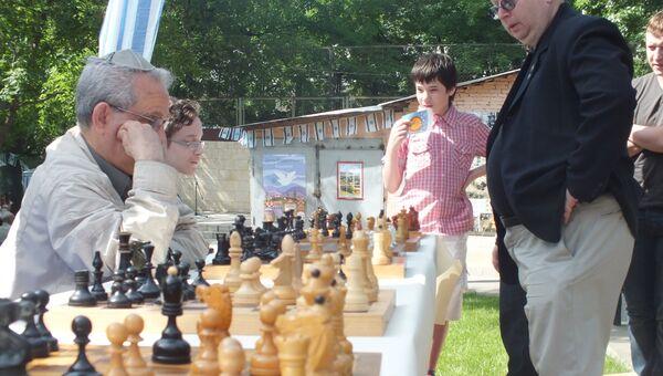 Уроки иврита и шахматы с гроссмейстером: день Иерусалима в Москве