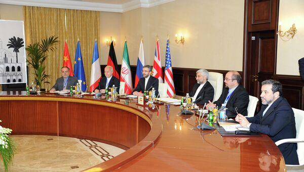 Переговоры в Багдаде о ядерной программе Ирана
