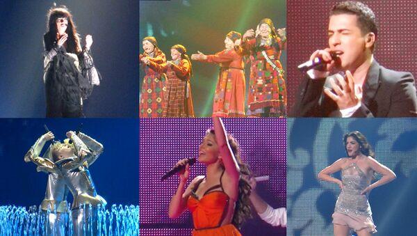 Горячая десятка: журналисты определили фаворитов Евровидения