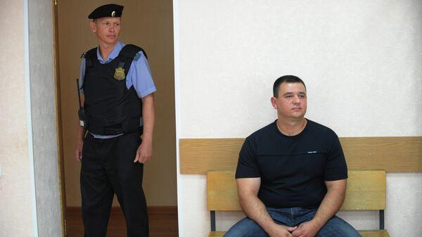 Заседание суда по делу Сергея Цеповяза