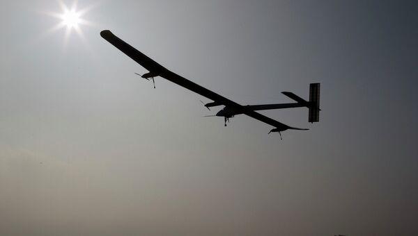 Солнечный самолет Solar Impulse завершил межконтинентальный перелет