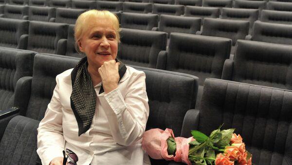 Актриса Лилия Толмачева