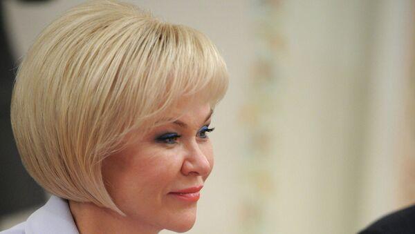 Татьяна Яковлева. Архивное фото