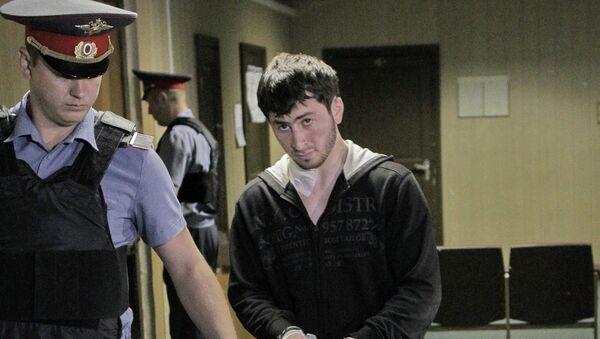 Участник драки около ТЦ Европейский Д.Ризванов доставлен в суд