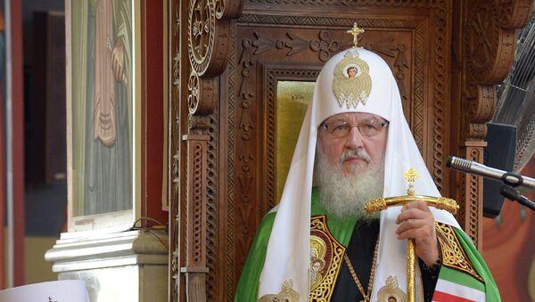Визит патриарха Кирилла на Кипр