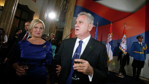 Инаугурация президента Сербии Томислава Николича