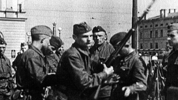 Сегодня была война. Архивные кадры к годовщине начала Великой Отечественной