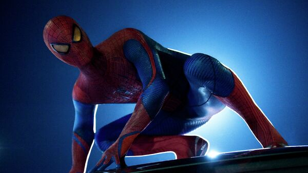 Кадр из фильма Новый Человек-паук