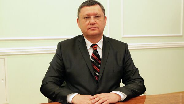 Игорь Зубов. Архивное фото
