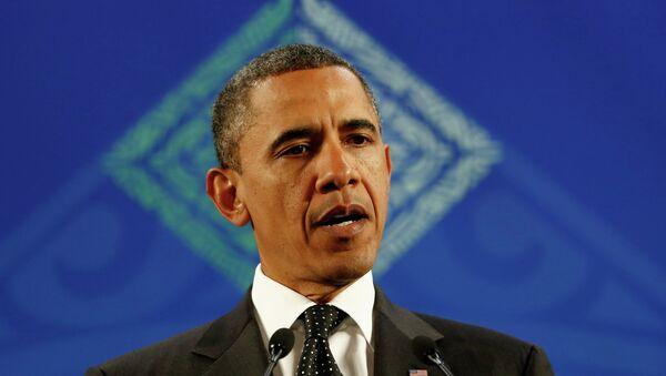 Барак Обама на саммите G20
