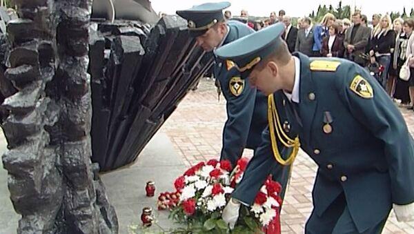Сорок семь птиц взмыли в небо в память о жертвах авиакатастрофы в Карелии
