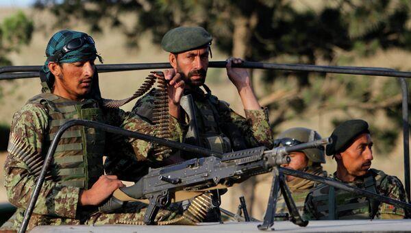 Операция по освобождению заложников в Кабуле