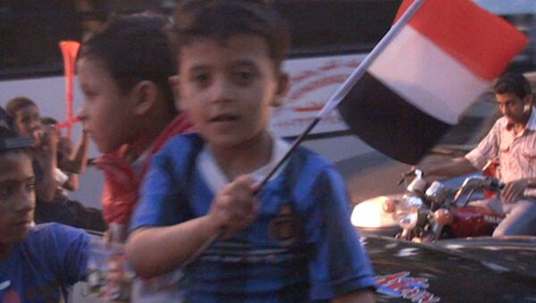 Карнавалом и ночными гуляниями отметили победу нового президента в Египте