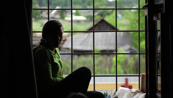 Женский реабилитационный центр фонда Город без наркотиков. Архивное фото
