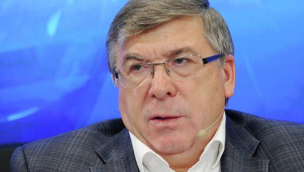 Председатель комитета Совета Федерации по социальной политике Валерий Рязанский. Архивное фото