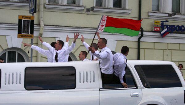 Гомель выпускники лимузин