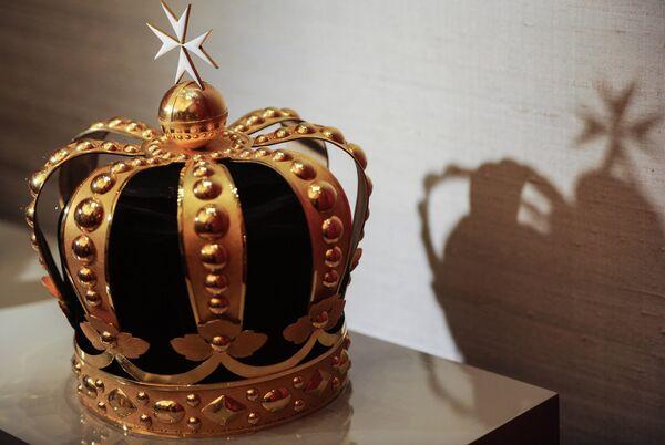 Открытие выставки Сокровища Мальтийского ордена
