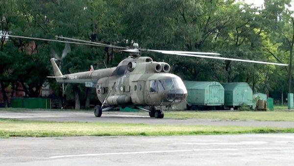 Вертолеты с GPS-системой и метеолокатором испытали под Ростовом