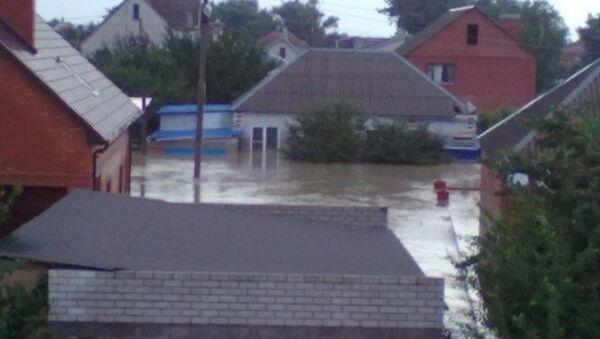 Наводнение в Крымске
