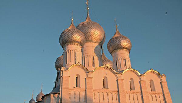 Ростов великий, жемчужина Золотого Кольца. Архив