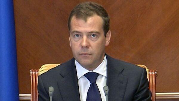 Медведев предложил три способа решения жилищной проблемы на Кубани