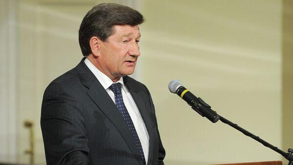 Вячеслав Двораковский, архивное фото