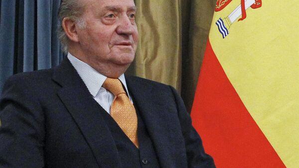Хуан Карлос, архивное фото