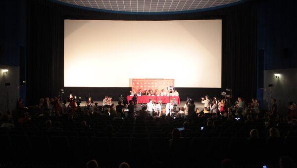 Кинофестиваль в Одессе