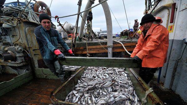 Рыболовецкая артель